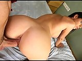 Amazing mega hot fucking long leg hot ass babe get nailed hard watch the full movie on your cellphone