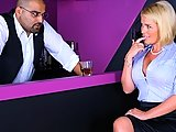 Watch these hot movies of big tits office babe get fucked hard in these 4 movies